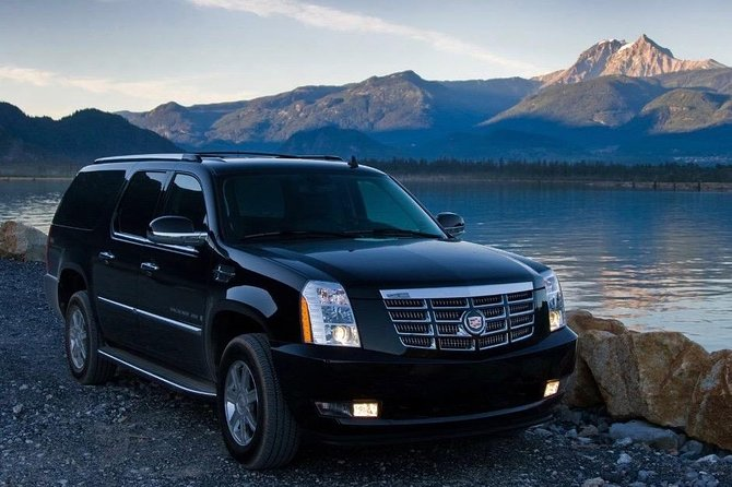 Luxury sight seeing tour. Skagway to Emerald Lake, Yukon in private luxury SUV. photo 6