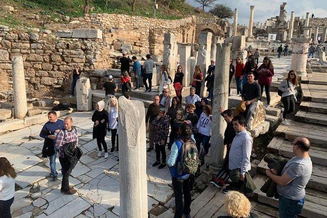 Customized Private Ephesus Tour From Kusadasi Port