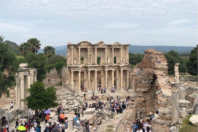Best Of Ephesus Private Tour From Kusadasi Port