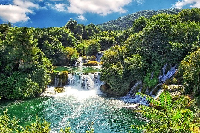 Krka Waterfalls Day Tour - TICKETS INCLUDED
