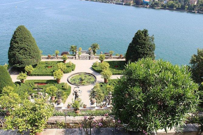 Lake Maggiore - Isola Bella - terraced garden
