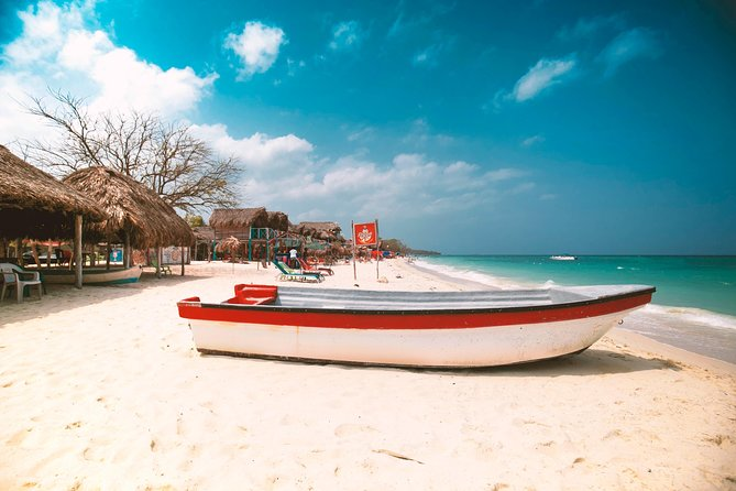Full-Day in Playa Tranquilla Barú