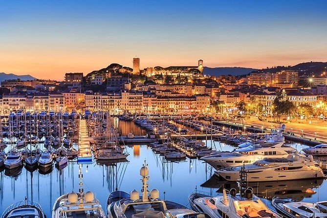 Private transfer in an ecological car from Nice airport to Cannes