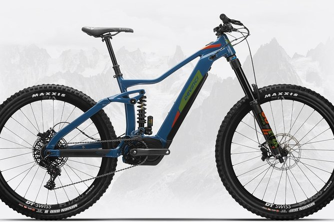 Squamish E-Bike Rentals