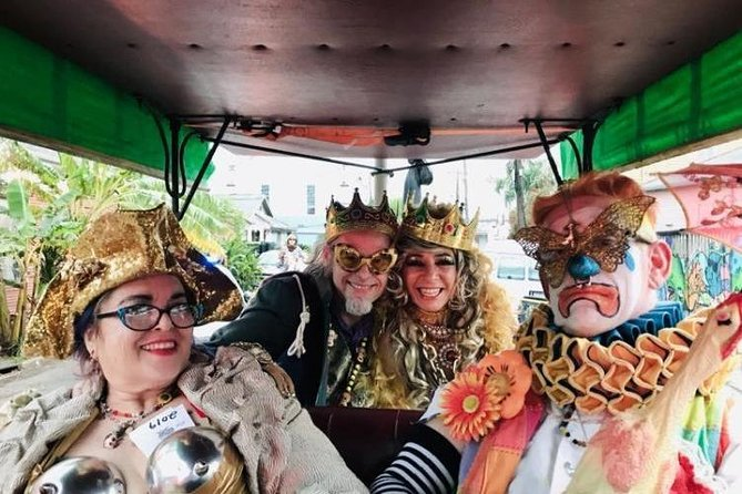 Krewe Du Fool / April Fools Day Parade!