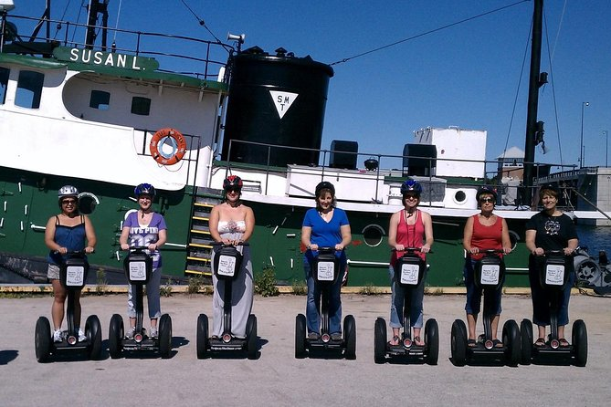 Sturgeon Bay Segway Tour