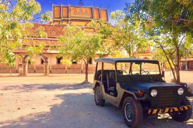 Half Day Private Sunset City Tour By Army Jeep
