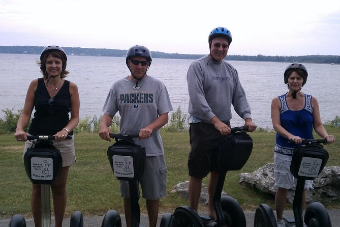 Segway Tour of Baileys Harbor photo 1