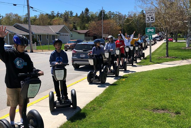 Segway Tour of Baileys Harbor photo 3