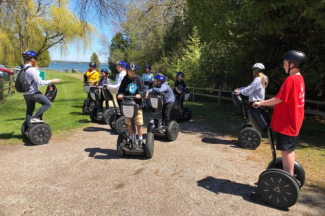 Segway Tour of Baileys Harbor photo 7