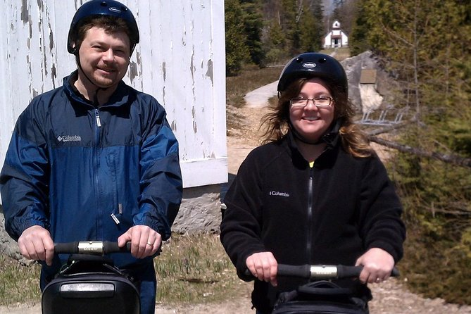 Segway Tour of Baileys Harbor photo 4