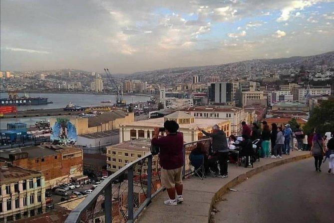 Private transfer Santiago to Valparaíso