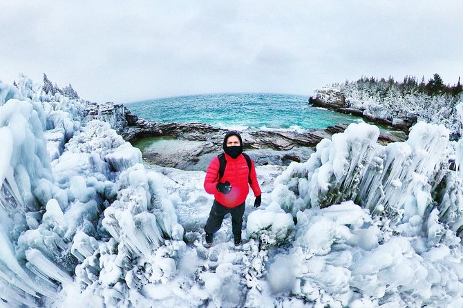 Bruce Peninsula Winter Adventure