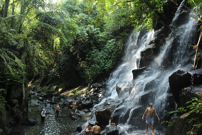 Private Waterfall Tour Feature Tukad Cepung, Tibumana and Kanto Lampo
