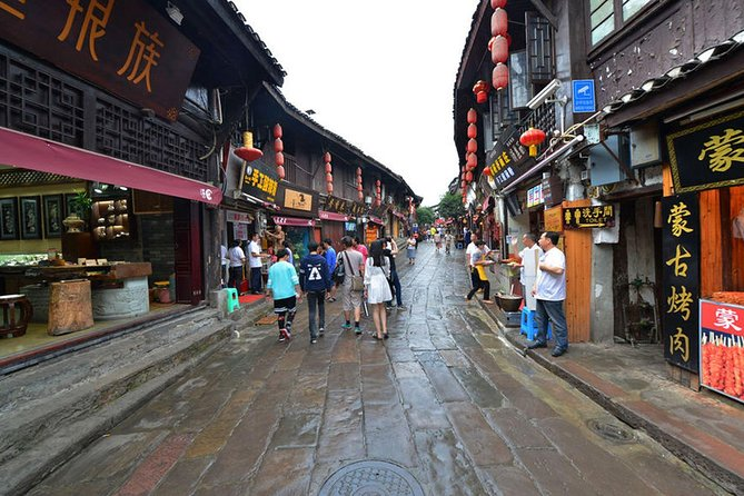 Chongqing City Sightseeing Private Day Tour photo 7