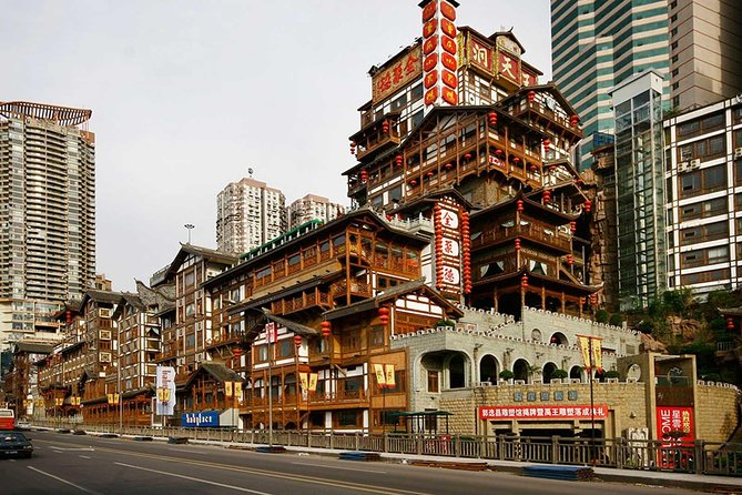 Chongqing City Sightseeing Private Day Tour photo 6
