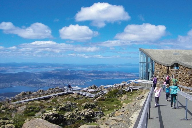 Small-Group Mt Wellington, Bonorong Wildlife Park and Richmond Tour from Hobart