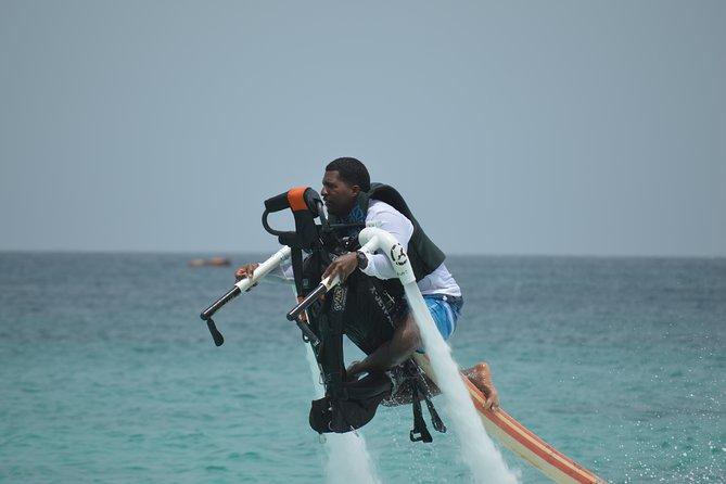 Jetblade in Barbados