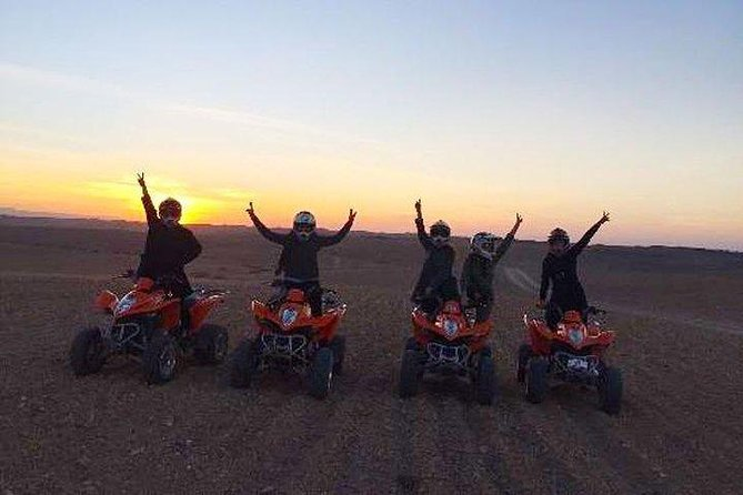 ATV Grand Sunset Private Tour - Free Hotel Pickup/Drop Off