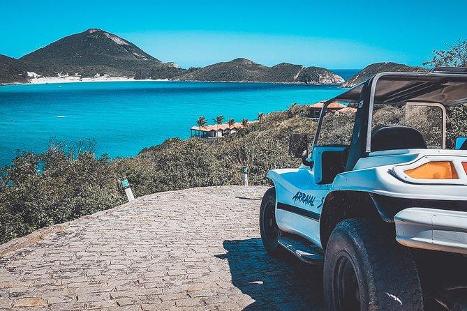 Passeio de Buggy - Arraial do Cabo