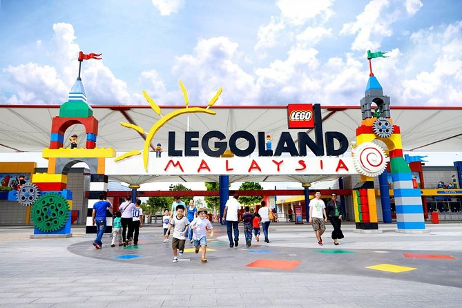 Kuala Lumpur City To LEGOLAND Malaysia