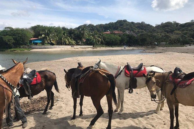 Horseback riding tour in San juan del Sur; Nicaragua
