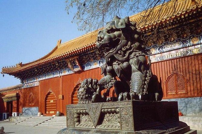 Private Day Tour: Summer Palace, Lama Temple and Hutong Experience