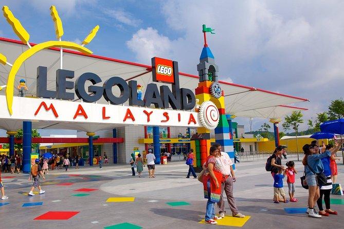 LEGOLAND Malaysia To Kuala Lumpur City