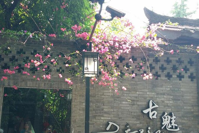 Chengdu City Top Attractions One Day Tour