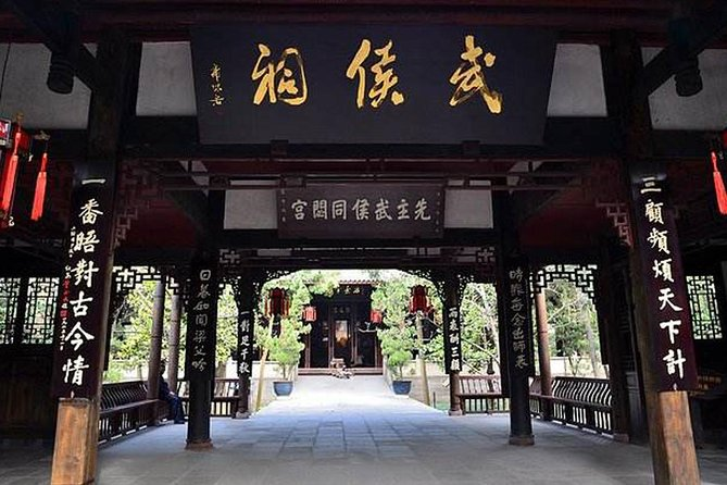 Chengdu Expert Tour of City Top Attractions in One Day