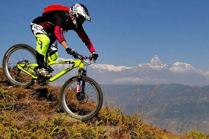 Kathmandu Cycling Tour - 1 Day photo 7