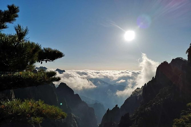 Mountain Huangshan Full Day Group Tour photo 6