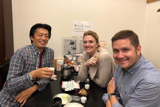 Explore your food experience - Shinjuku, Tokyo