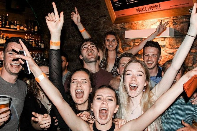 Belgrade Pub Crawl ( by Belgrade Nightlife Tours )