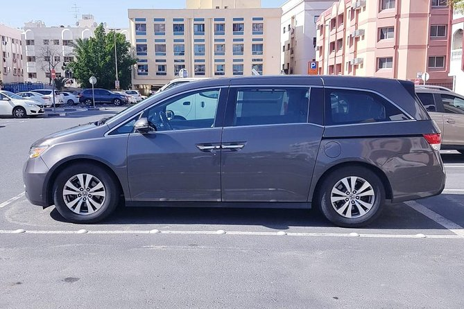 8 Seater Luxury Car / Minivan With Driver - Half/Full Day