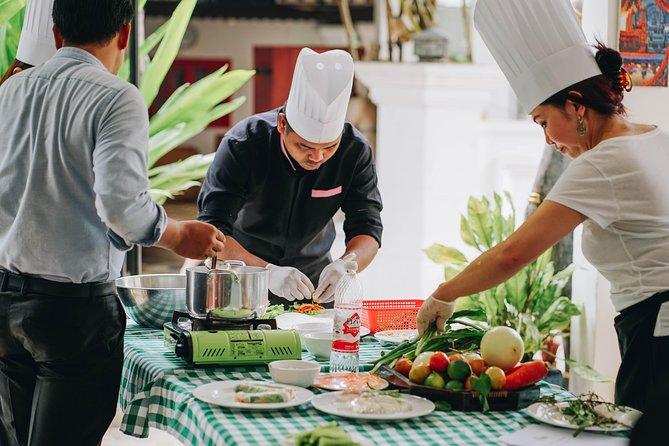 Siem Reap Khmer Cuisine Cooking Class