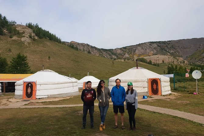 4 Days-The Best of Mongolia Collection tour