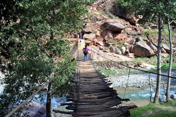 . 7 H Private & Safe Berber Villages & Atlas Mountains