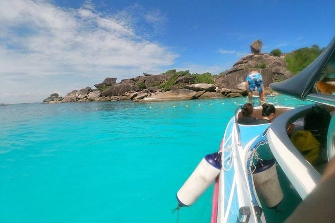 PHUKET: Join Tour Full Day in Paradise of Similan 1 Day Tour Phang-nga bay photo 9