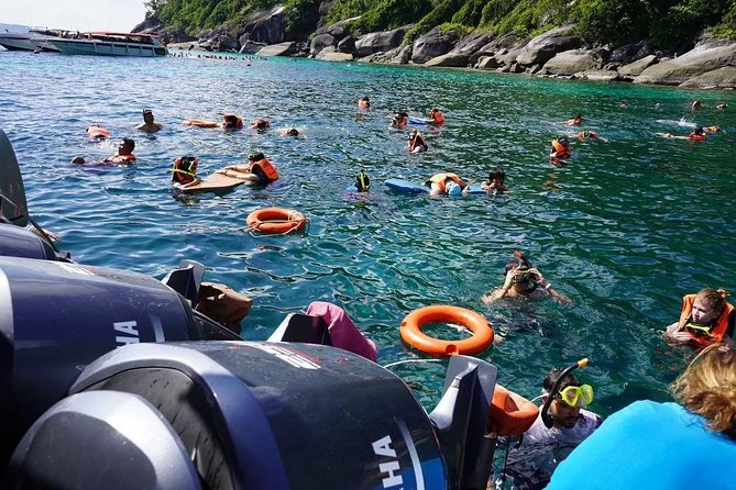 PHUKET: Join Tour Full Day in Paradise of Similan 1 Day Tour Phang-nga bay photo 6