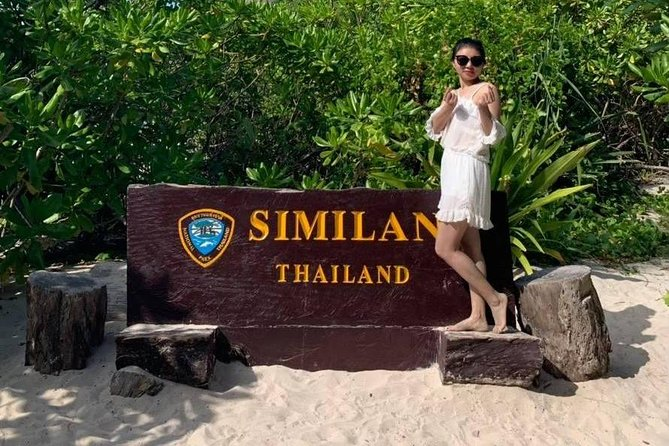 PHUKET: Join Tour Full Day in Paradise of Similan 1 Day Tour Phang-nga bay photo 11