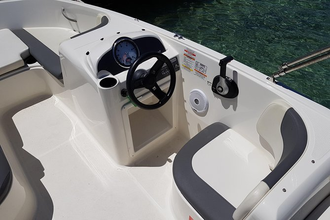 Boat rental without license - B540 'Gaia' (5p) - Can Pastilla