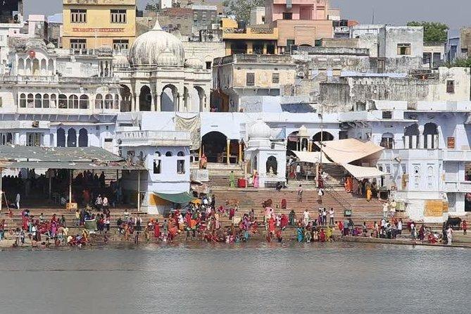 from Jaipur -Same Day Pushkar-Ajmer Tour