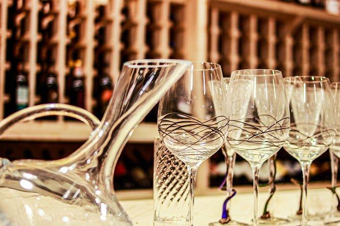 Wine Tasting - Sensorial Experience