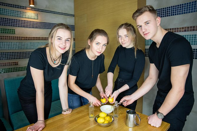 Discover the secrets of Polish liqueurs - cooking class and tasting
