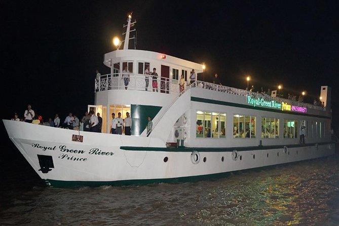 Explore Downtown of Yangon and Dine over Yangon River While Crusing
