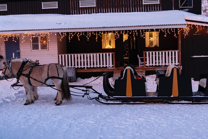 Sleigh Ride w/ Tapas Meal - Experience Arctic Farm Life photo 10
