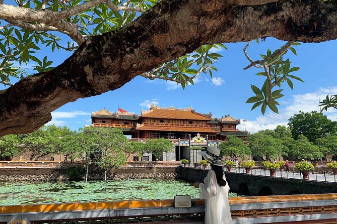 Full-day Hue Imperial Tour from Da Nang by Bus