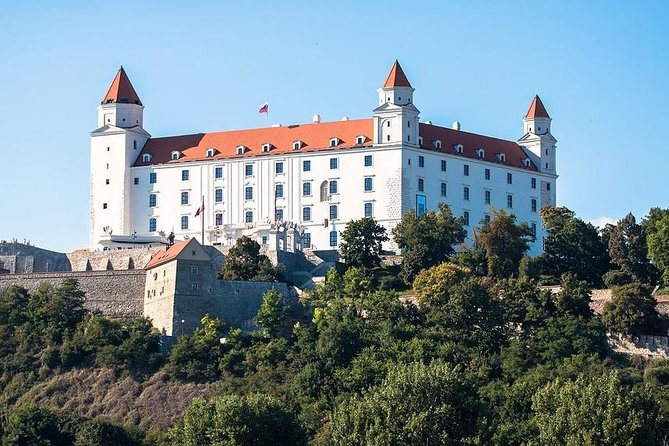 Bratislava - Day-Trip with accommodation pick-up