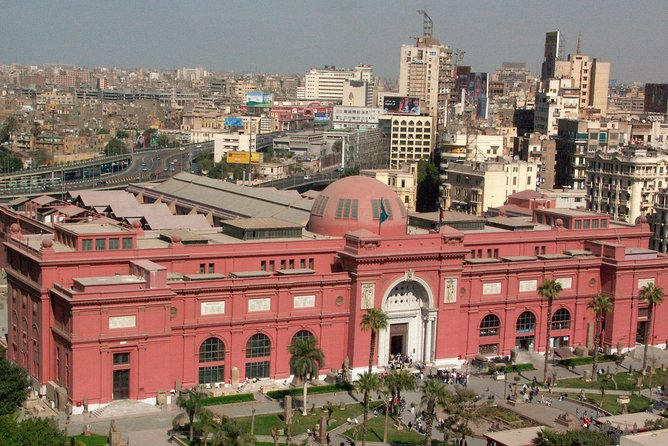 Tour in the Egyptian Museum & The River Nile From Por said port photo 4